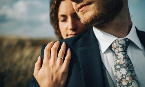 Sesja poślubna w Bieszczadach Magdy i Szymona