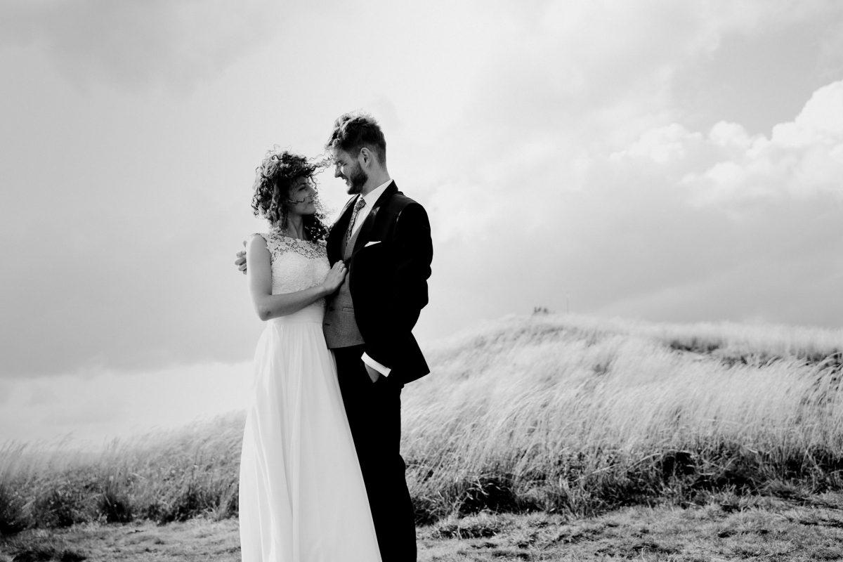 Sesja poślubna w Bieszczadach Kacper Ksykiewicz Fotograf Slubny