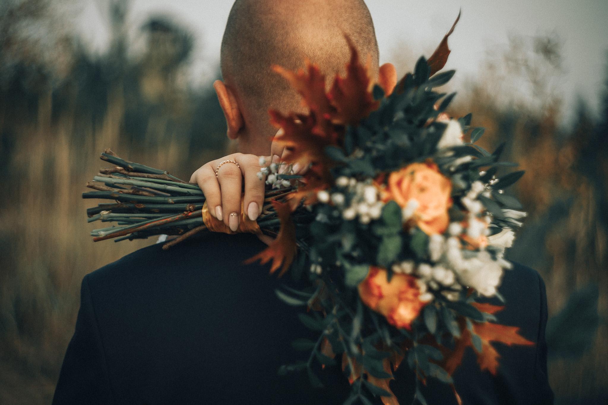 Sesja poślubna w Józefowie Kacper Ksykiewicz Fotograf Slubny