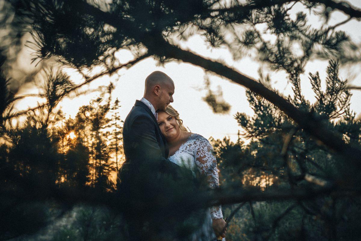 sesja poślubna w józefowie
